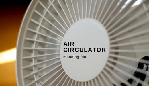 エアコンによる暖房は高価?我慢しない電気代の節約にサーキュレーターがおすすめです。