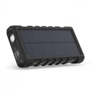RAVPower ソーラーモバイルバッテリー 25000mAh
